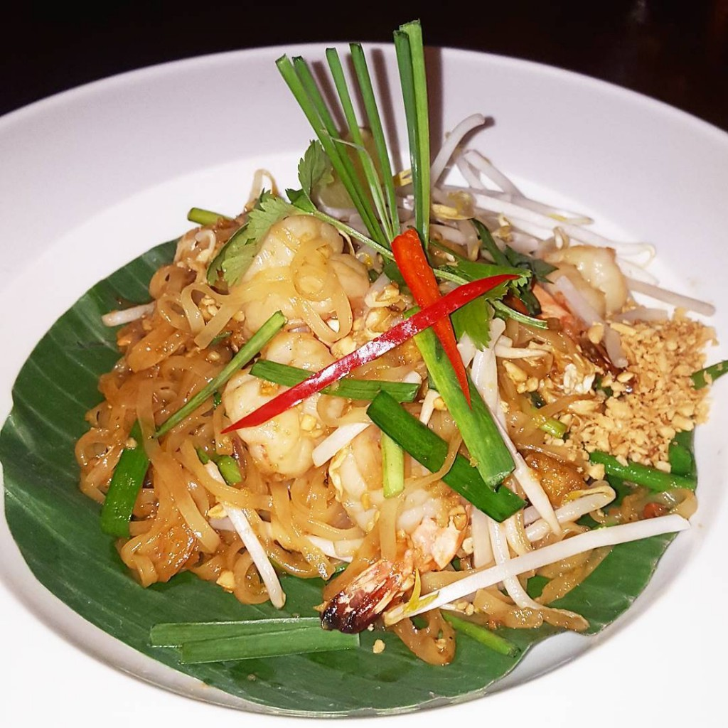 Ive been thinking about this pad thai all day! Evenhellip