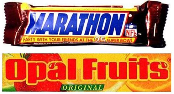 what did starburst used to be called