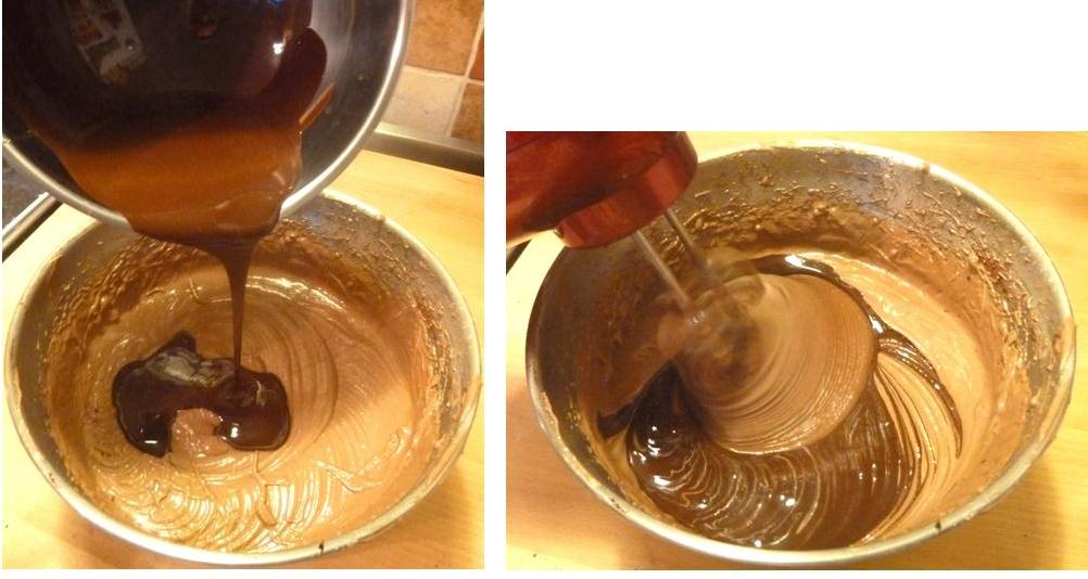 how to keep melted chocolate smooth