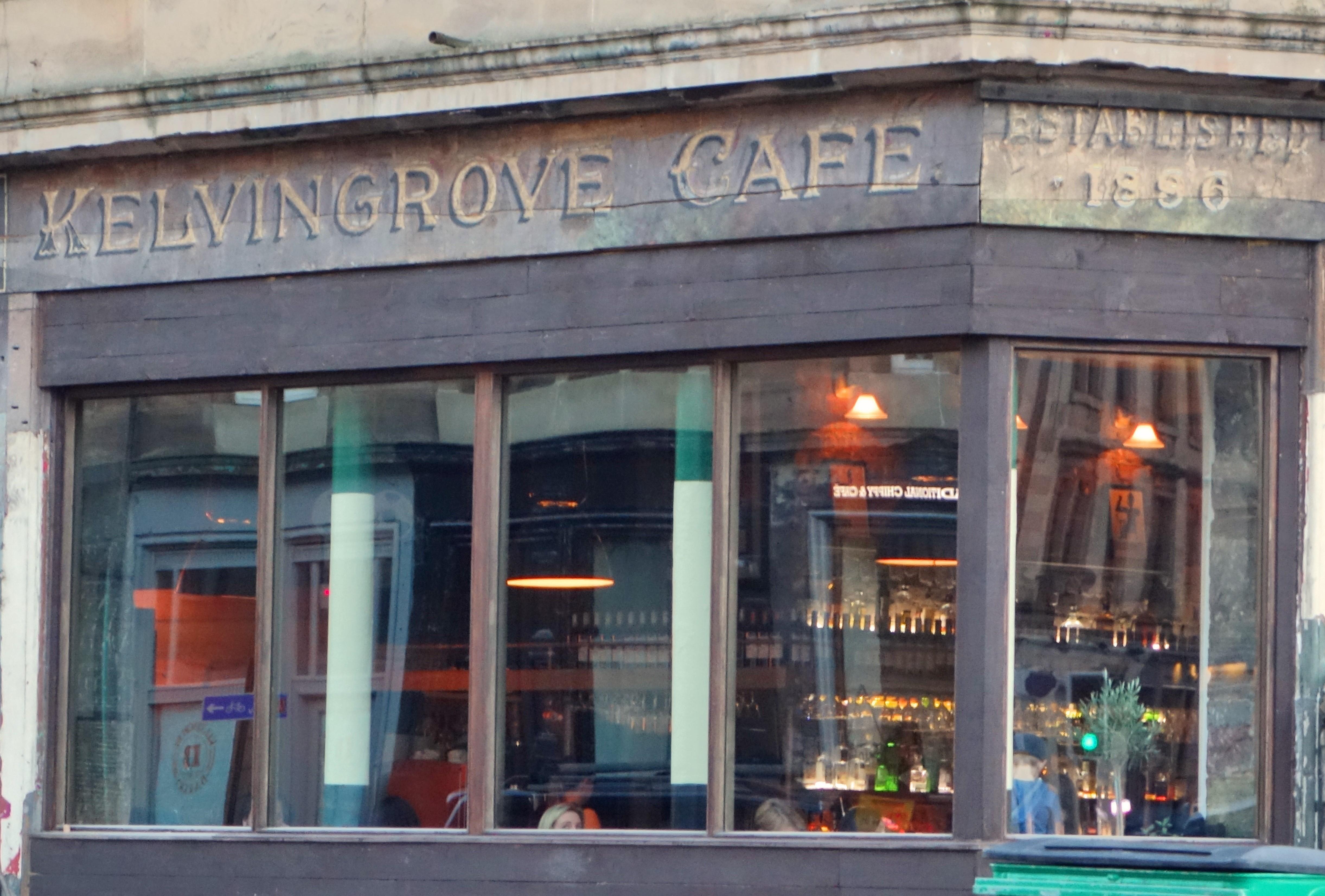 Kelvingrove Cafe (exterior)