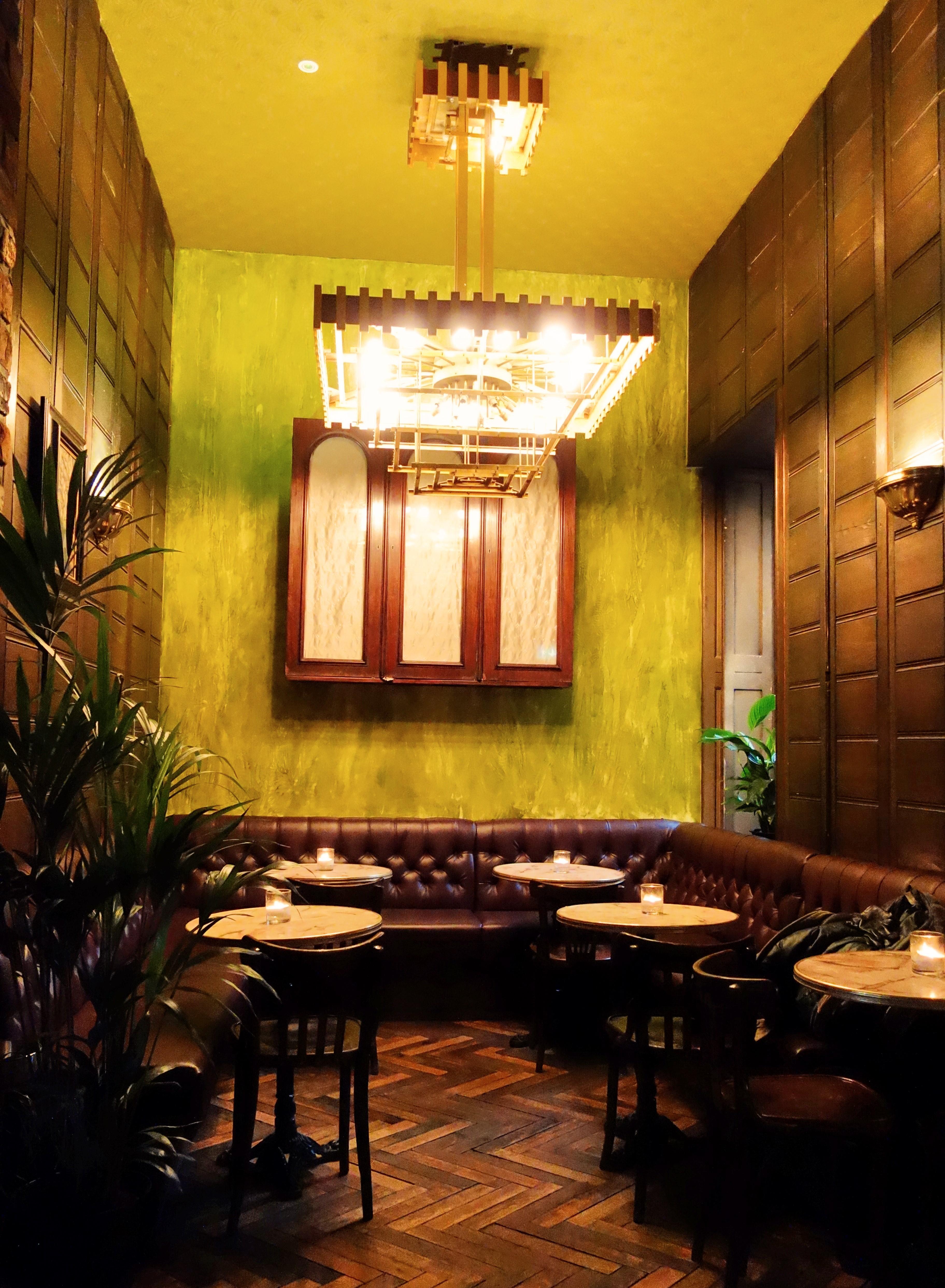 Kelvingrove Cafe interior