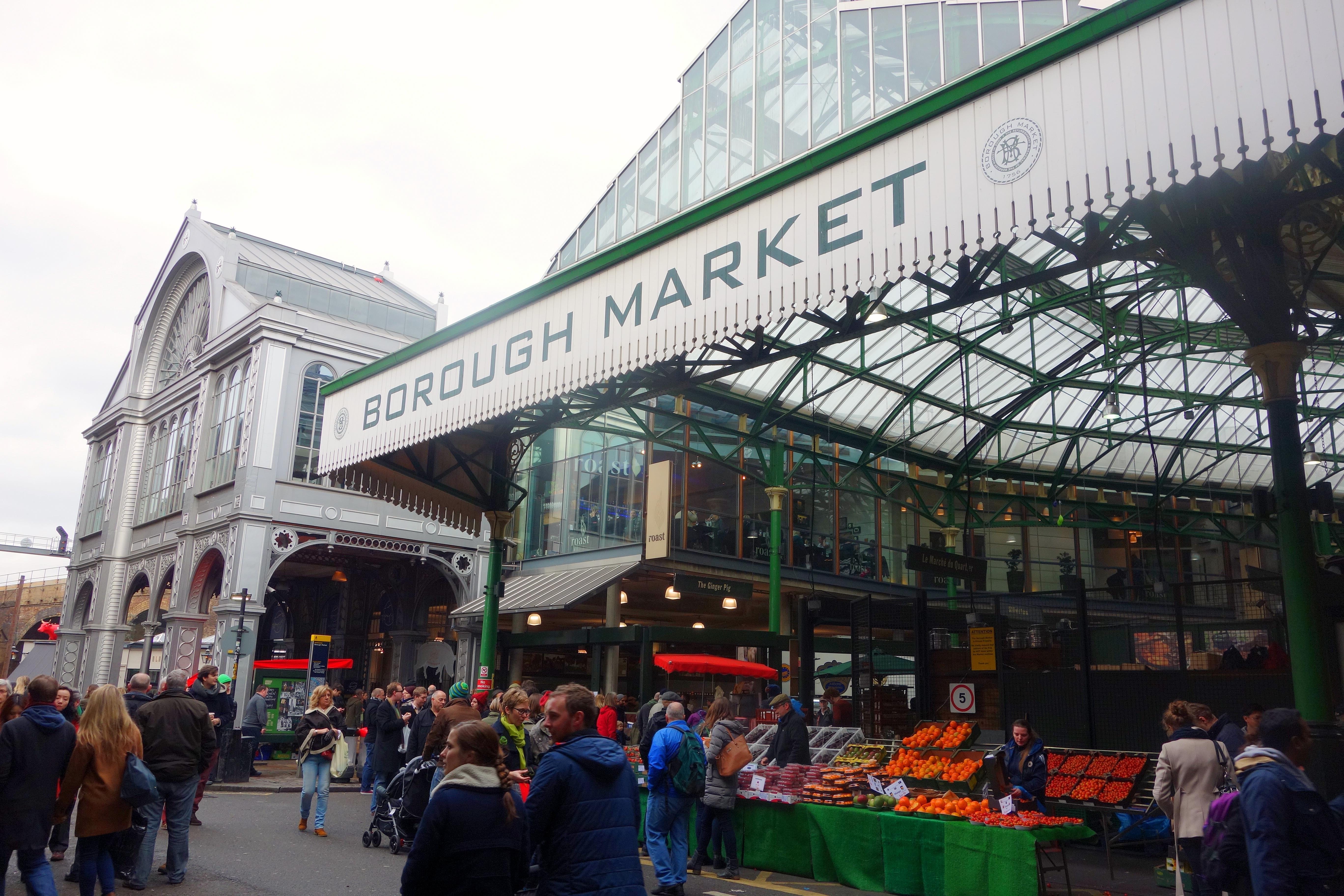 Love Food Market