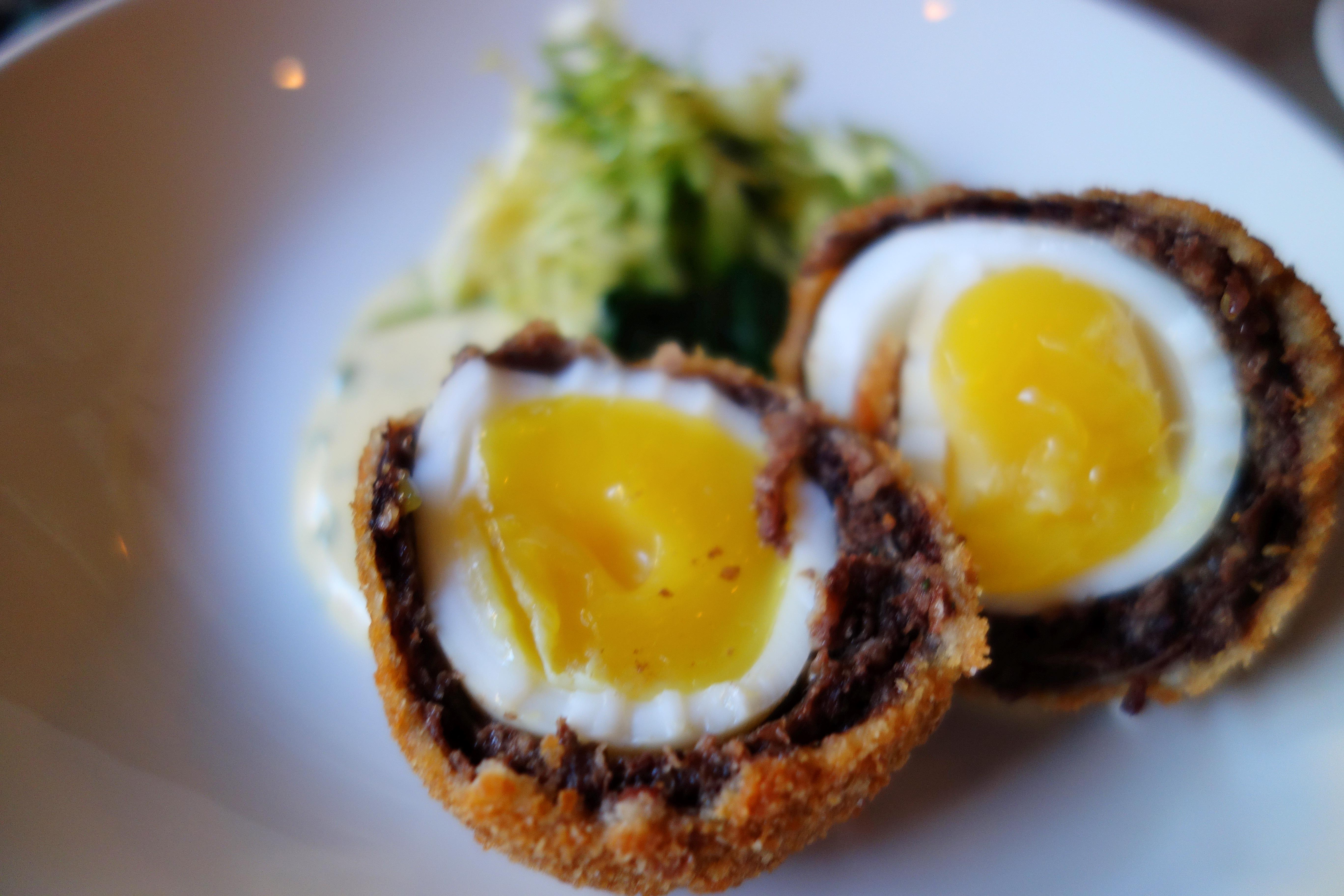 3Scotch egg