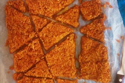 Edd Kimber Carrot Cake