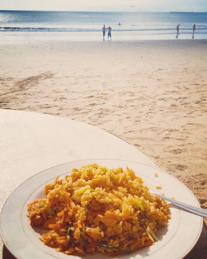 Another day another nasi goreng