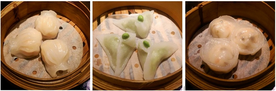 three dumplings