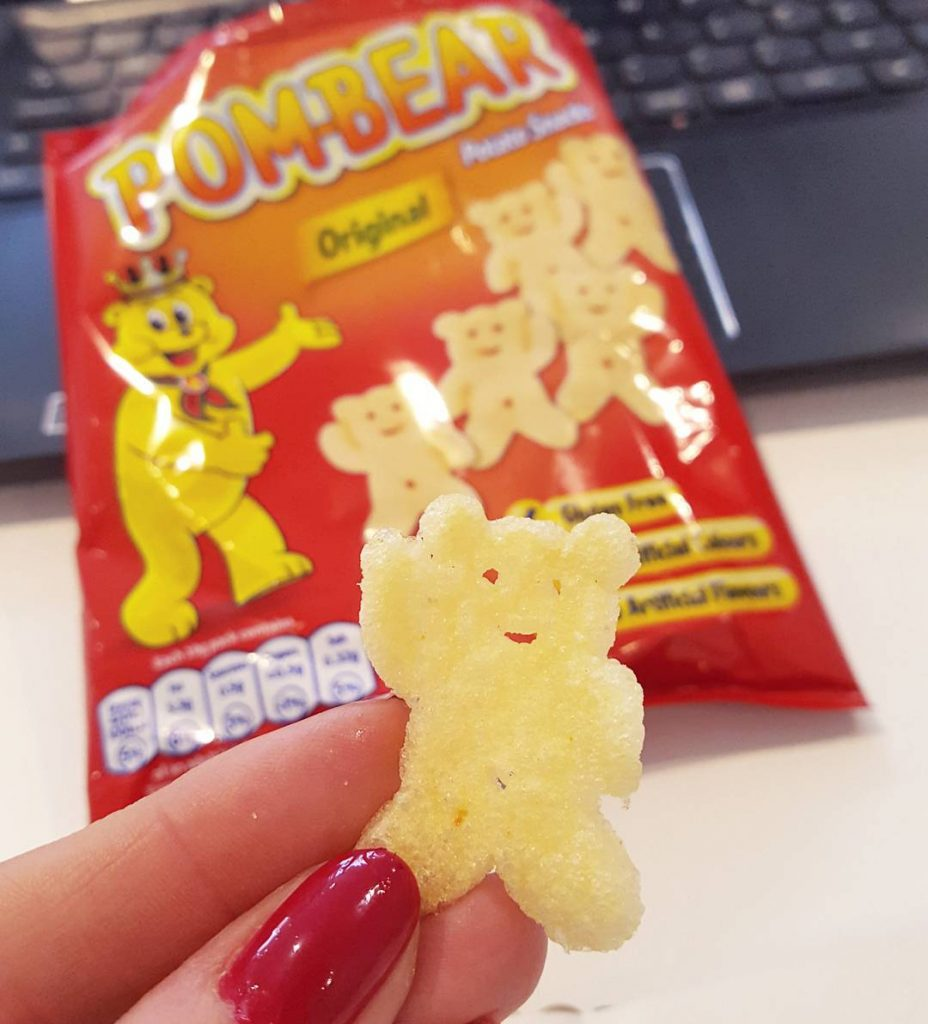 Does anyone else feel slightly guilty whilst eating Pom Bears?hellip