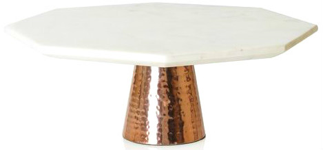 marble-and-copper-cake-stand