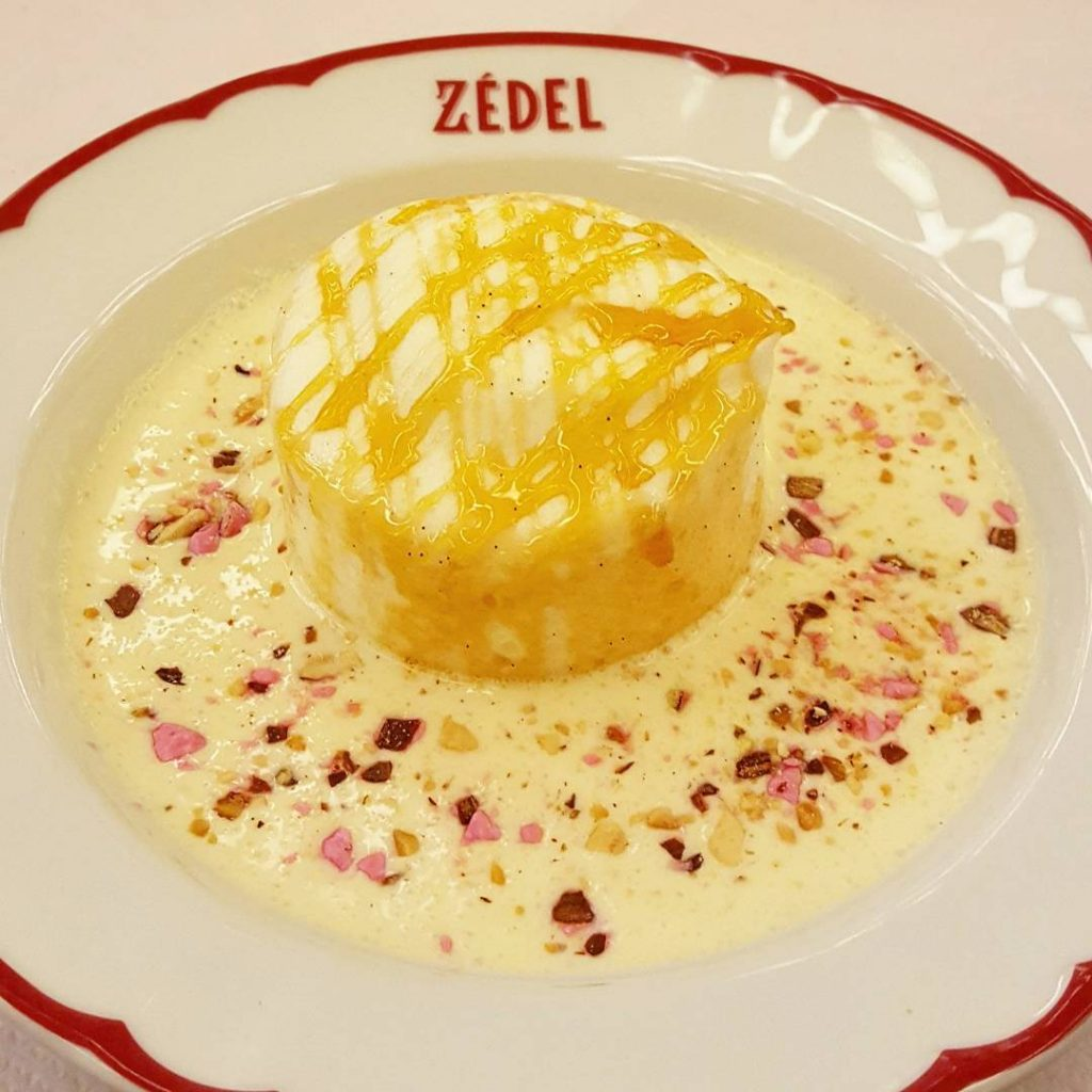les flottantes at Zedel One of my favourite desserts inhellip