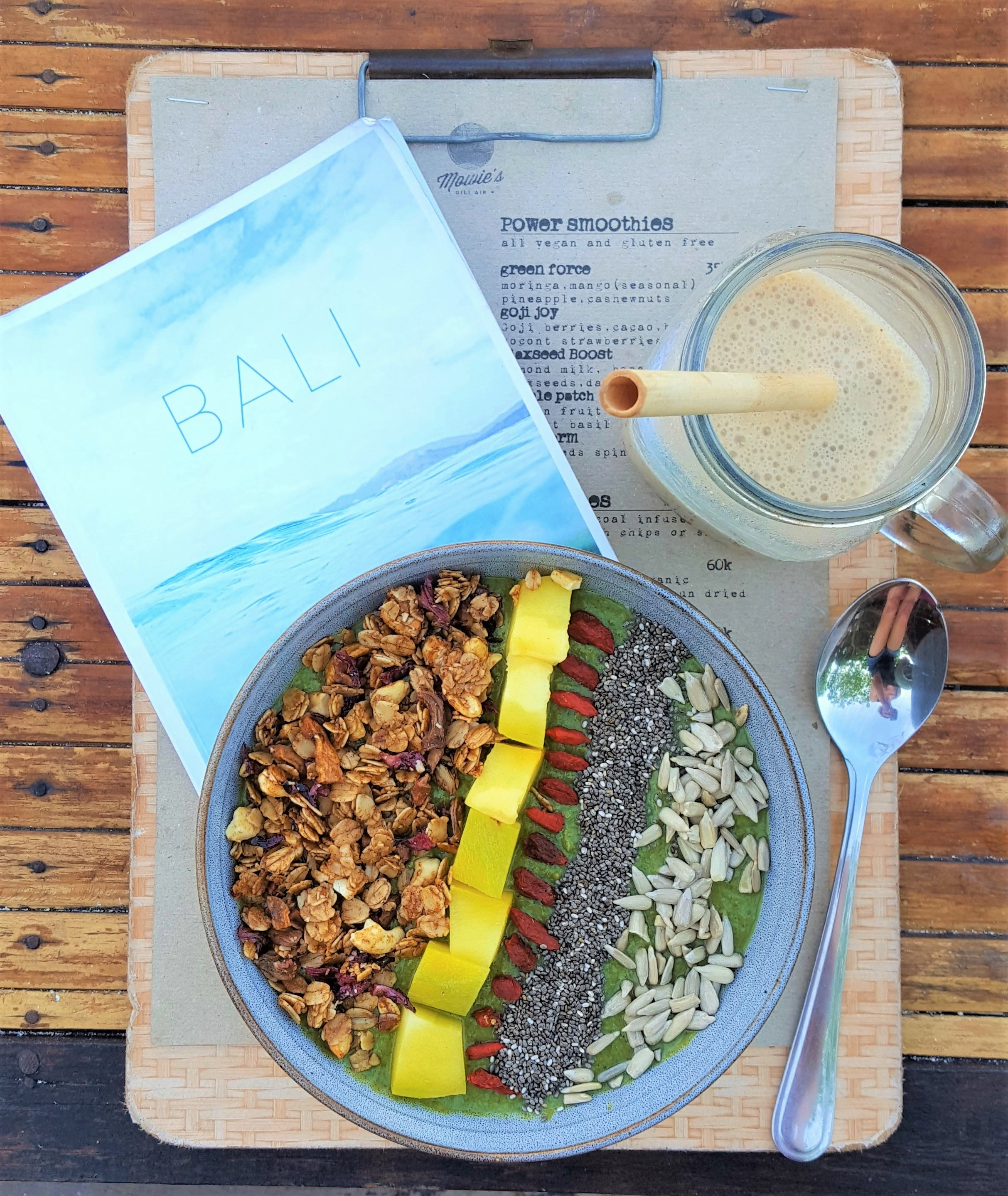 BLISSFUL BALI, A FOOD LOVERS PARADISE